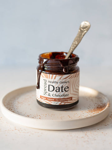 Date & Tahini Chocolate Spread