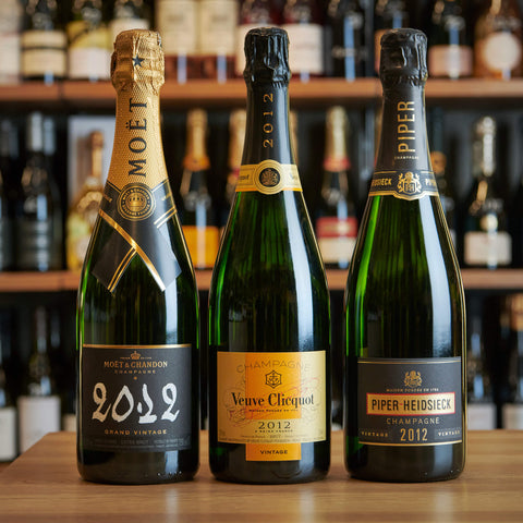 2012 Champagne Pack