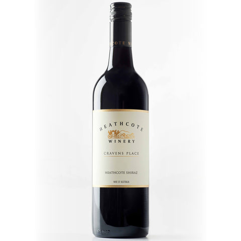 Heathcote Winery 'Cravens Place' Shiraz 2018