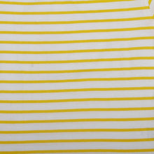 Load image into Gallery viewer, Boys Cotton Pin Stripe Yellow Older T Shirt