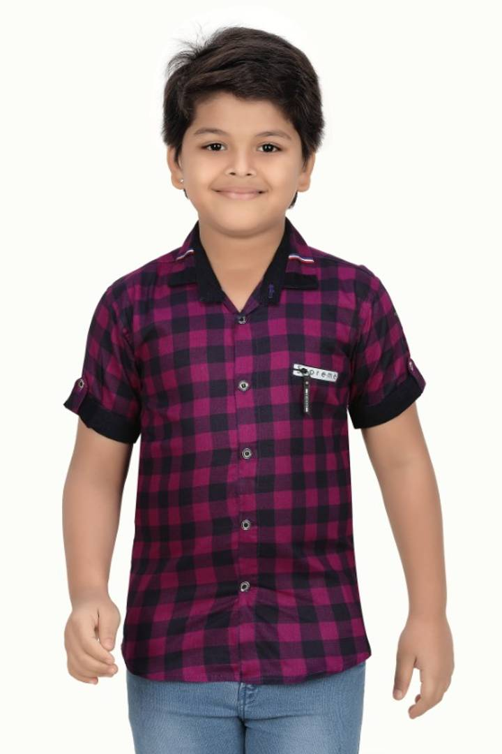GRANDSTITCH - Boys Shirts