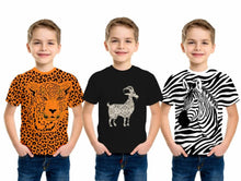 Load image into Gallery viewer, Luke and Lilly Boys Tshirt - Pack of 3