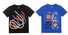 Load image into Gallery viewer, Boys Branded Combo T shirt ( pack of 2)