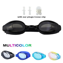 Load image into Gallery viewer, 0399 Silicone Material Swimming Goggles
