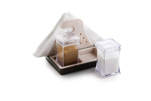 Load image into Gallery viewer, 0120 Salt and Pepper Set with Tissue Holder Kitchen Dining Table