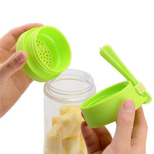 Load image into Gallery viewer, 0131 Portable USB Electric Juicer - 4 Blades (Protein Shaker)