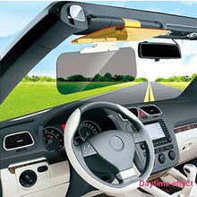 Load image into Gallery viewer, 0547 Anti-Glare HD Car Sun Vision Visor Eyes Protector