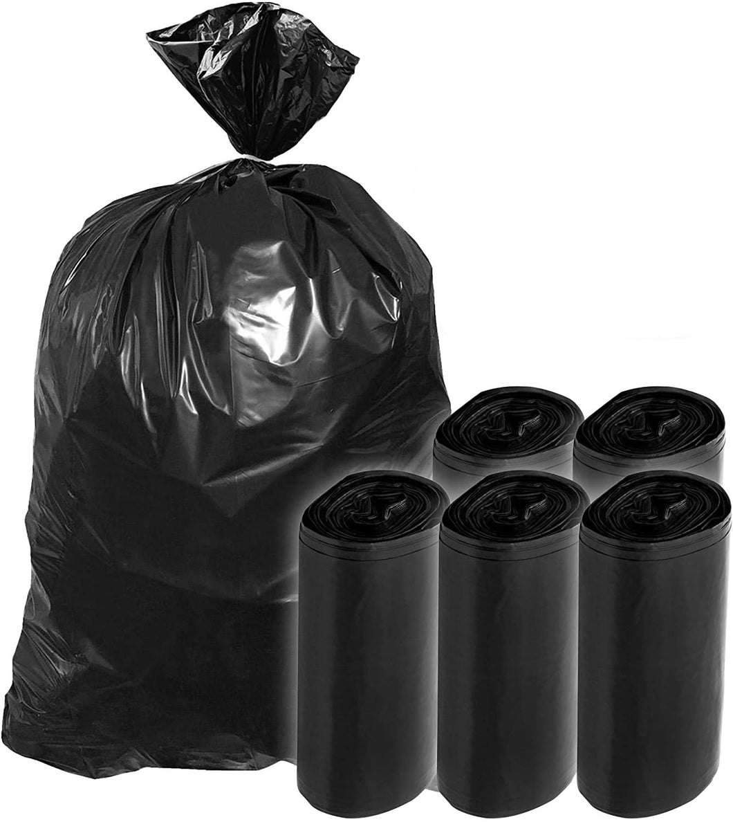 1504 Disposable Eco-friendly Garbage/Dustbin/Trash Bag (Pack of 30) (Size 19X21)