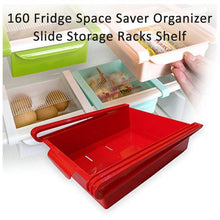 Load image into Gallery viewer, 0160 Fridge Space Saver Organizer Slide Storage Racks Shelf (1 pcs)