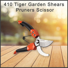 Load image into Gallery viewer, 0410 Tiger Garden Shears Pruners Scissor