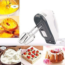 Load image into Gallery viewer, 2143 Compact Hand Electric Mixer/Blender for Whipping/Mixing with Attachments