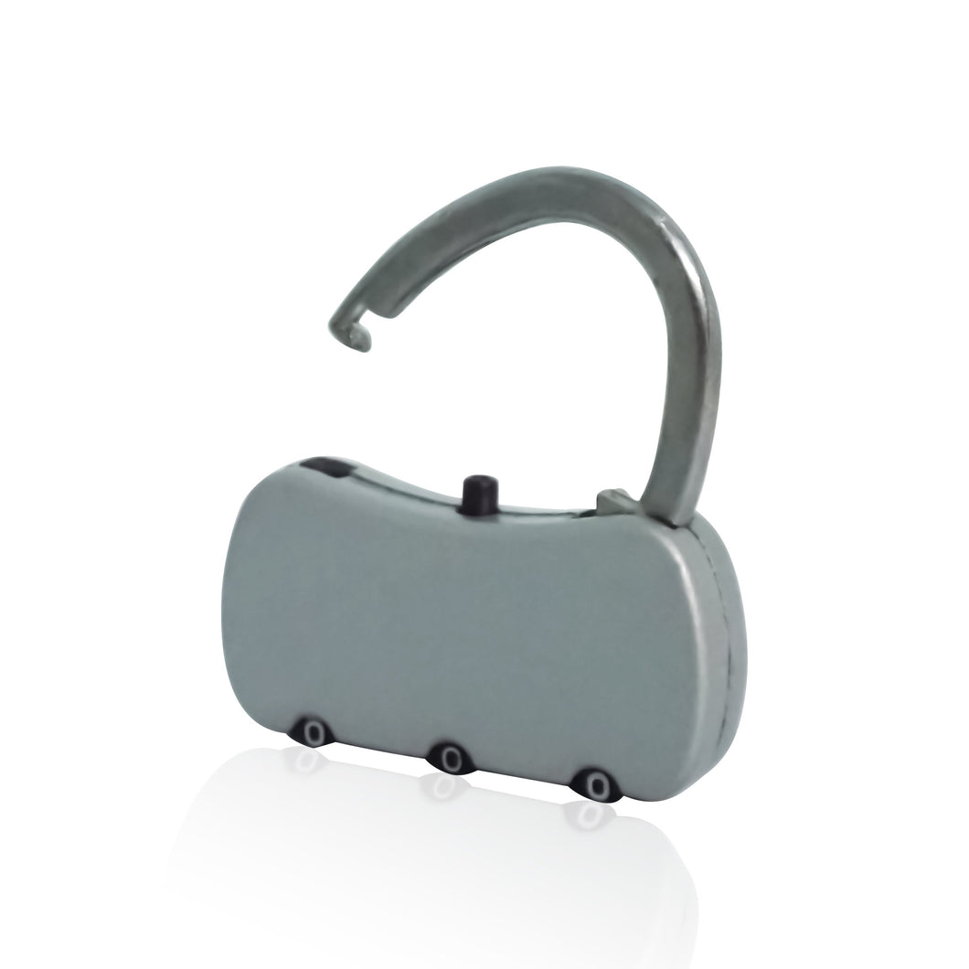 1244 Stainless Steel Resettable Combination Padlock