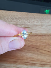 Load image into Gallery viewer, #26 Ice Blue Topaz Marquise 1.6cts