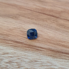 Load image into Gallery viewer, #37 Square Cushion Sapphire 1ct