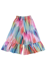 Load image into Gallery viewer, Aliz Culottes Rainbow