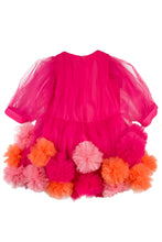 Load image into Gallery viewer, Pompom Dress Pink