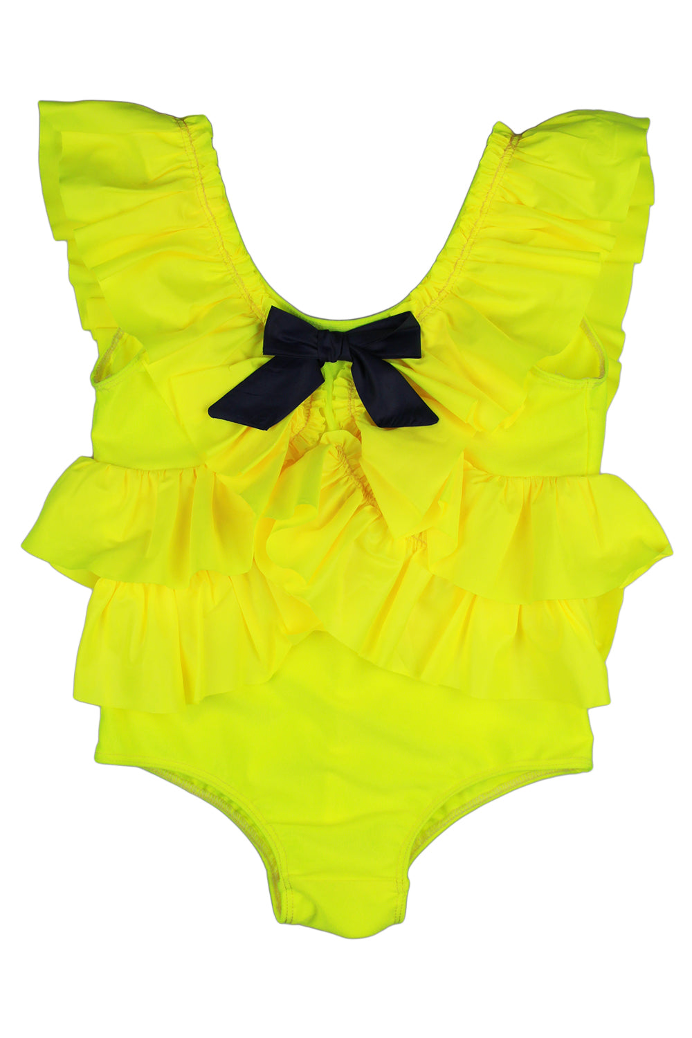Vanda Swimsuit Fluorescent Yellow