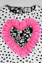 Load image into Gallery viewer, Mori Blouse with Heart