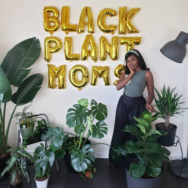 5 Black Plant Influencers To Follow On Instagram