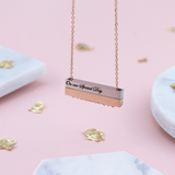 Double Bar Necklace - Mygiavelle