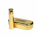 CLIPPER LIGHTER – SHINY GOLD - Mygiavelle