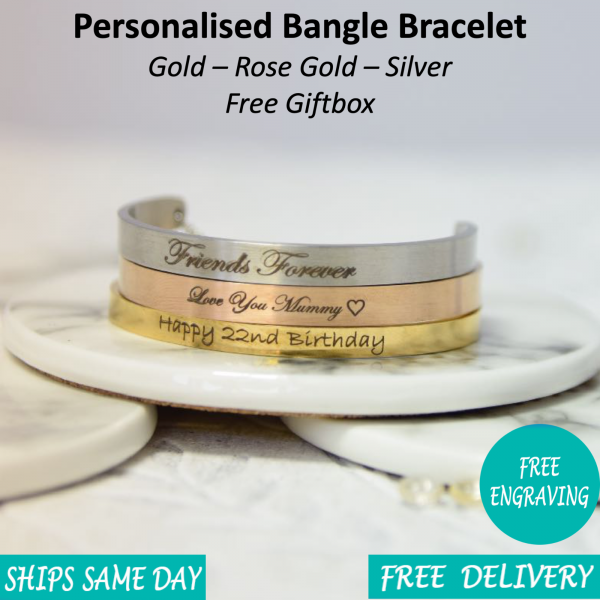 Bangle Bracelet - Mygiavelle