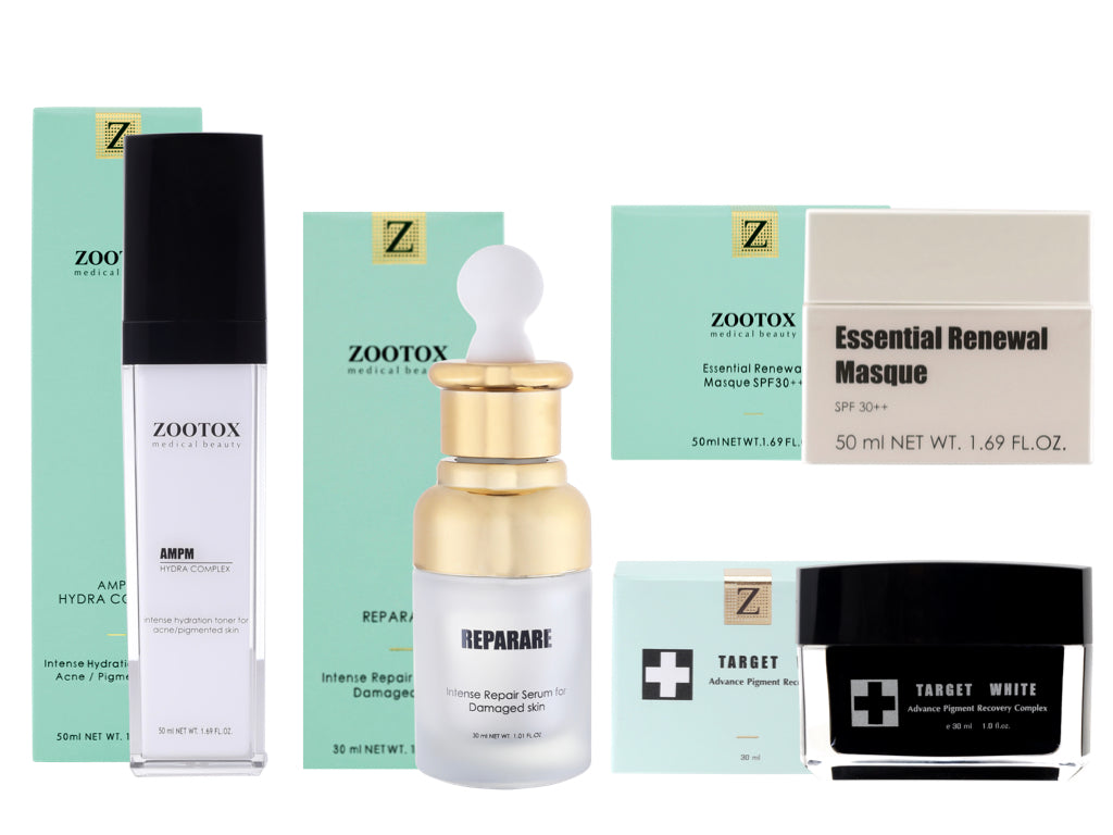 Pigmentation Treatment ZOOTOX Products
