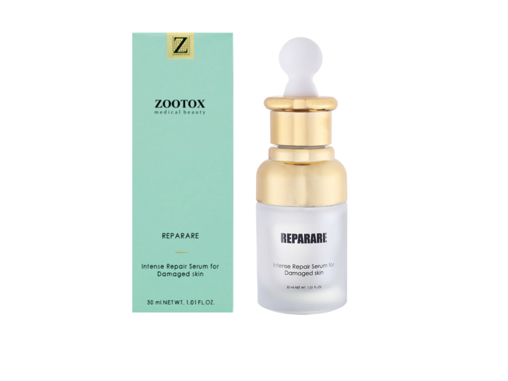 ZOOTOX Reparare – FDA Certified Intense Skin Repair Serum