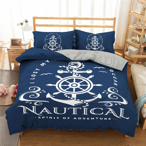 Housse de Couette - NAUTICAL -