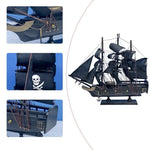 Maquette Bateau Pirate - BLACK PRINCE -