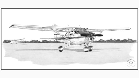 Cessna aircraft are unquestionably the most recognizable civil aircraft flying today. Introduced in 1956, the Cessna 182 is very similar to its slightly smaller sister, the Cessna 172.