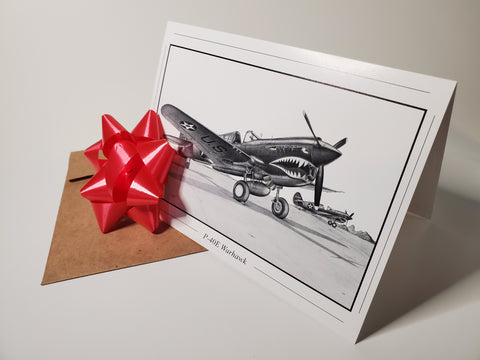 War Bird Greeting Cards | 6 Pack