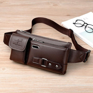 2020 Men's Large Capacity Multifunctional Belt Bag