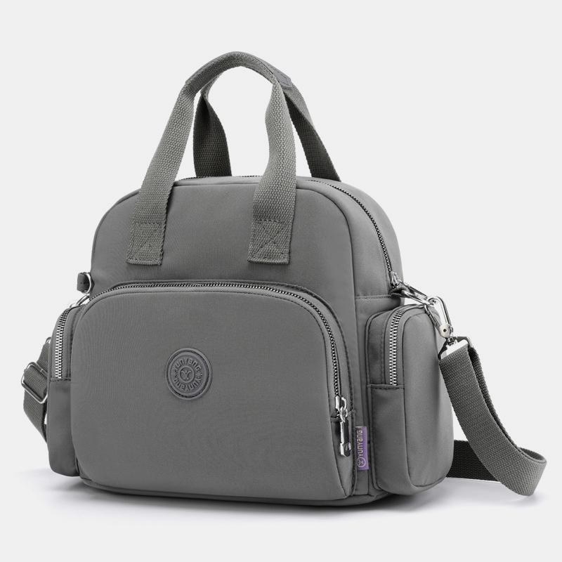 3-way Use Backpack With USB Charging Port