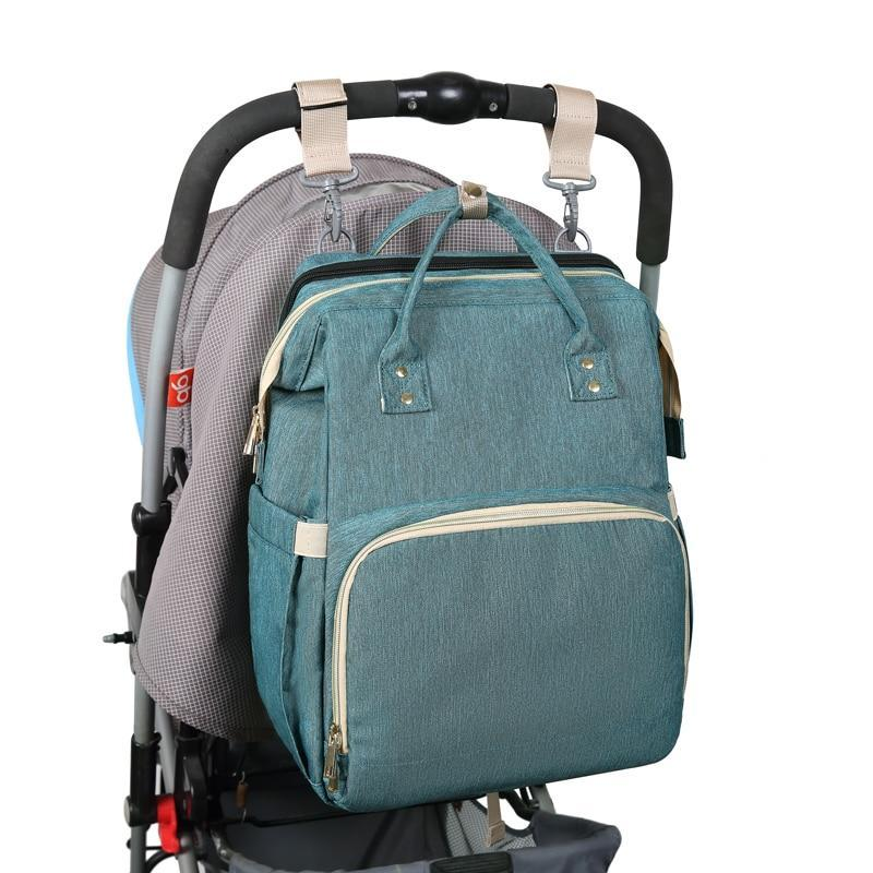 MultiBag™ Expandable Diaper Baby Bag
