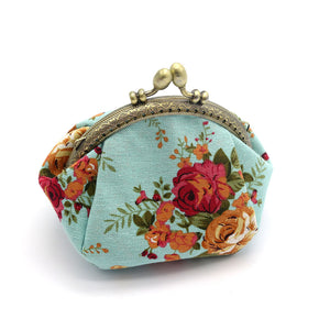 Grandmother's Vintage Style Coin Purse - great gift