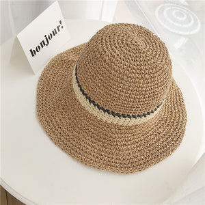 Simple summer hat👒buy 2 get free shipping