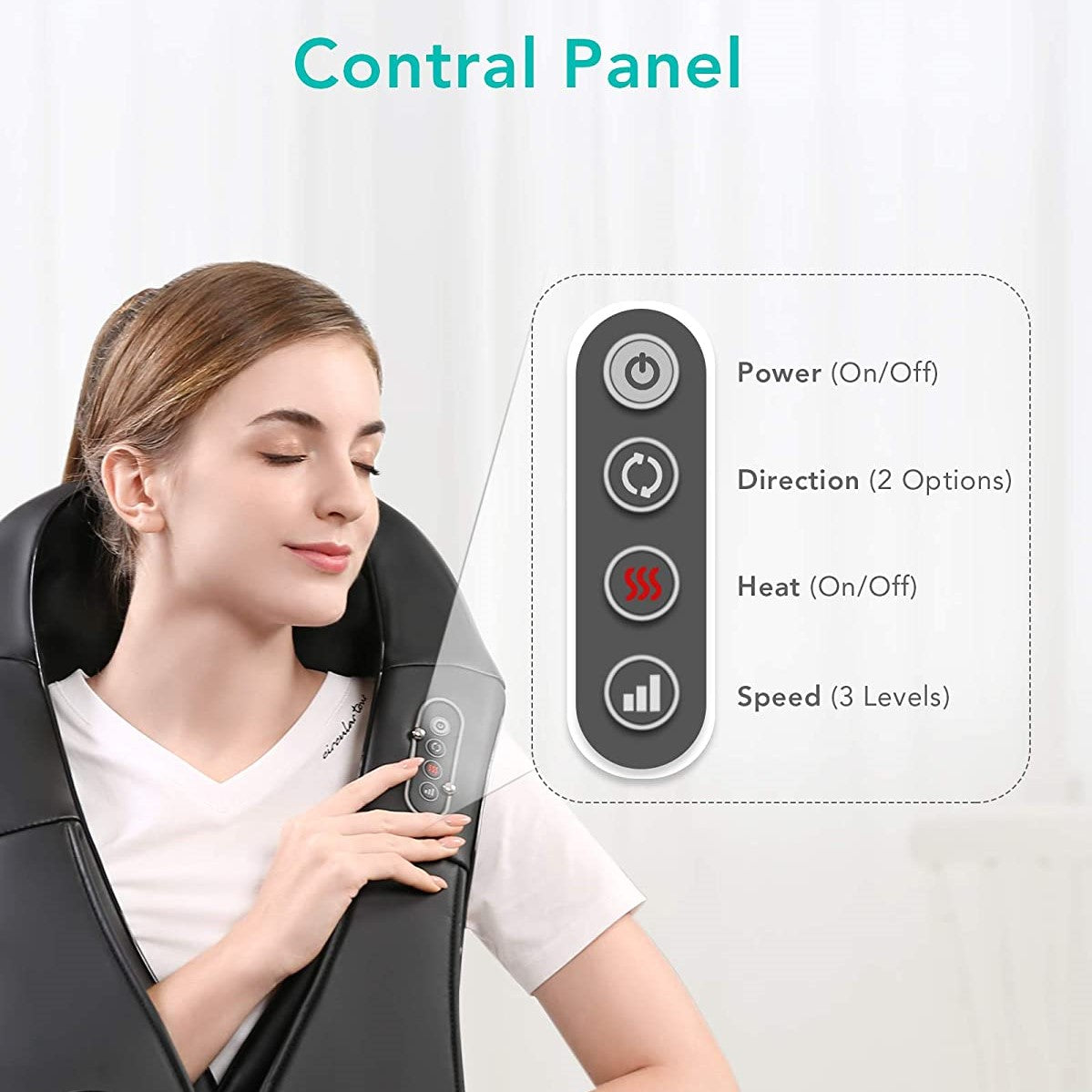 Full Body Shiatsu Massager