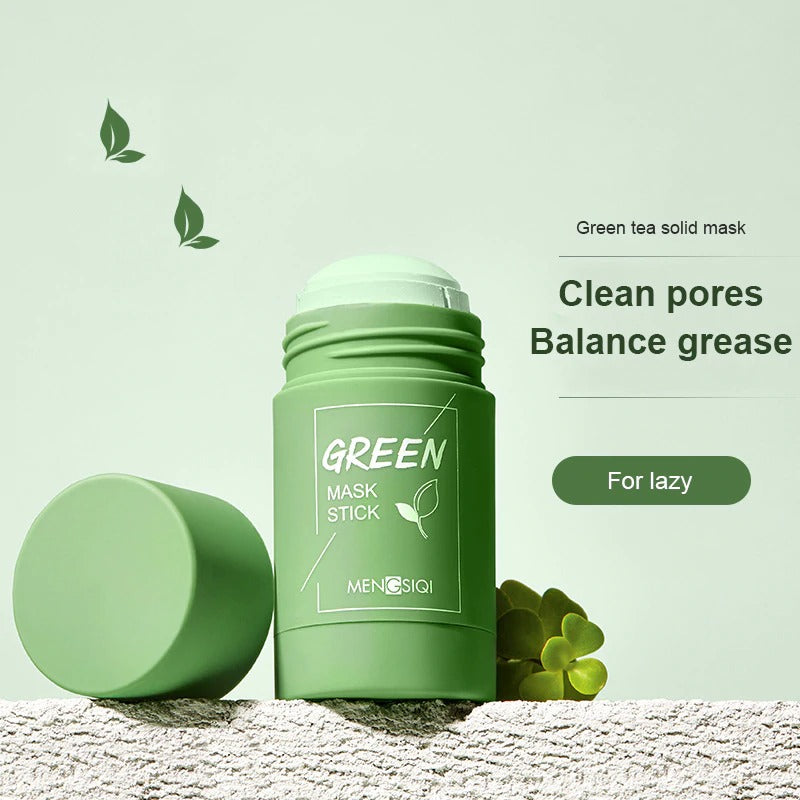 Green Cleansing Mask