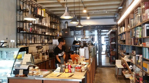 Bookhemian Coffee Shop Phuket Old Town