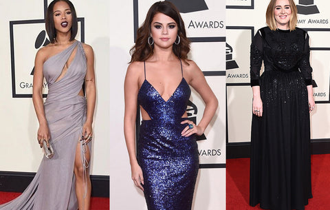 Celeb Sexy Evening Gown Trends
