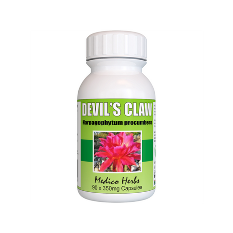 Devils Claw for Rheumatism, Gout, Sciatica, Myalgia, Tendonitis