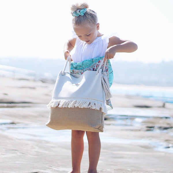 Heading to the beach with kids | What to pack