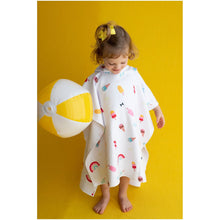 Load image into Gallery viewer, The Goldie – Mini Waffle Beach Poncho