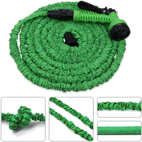25FT-200FT Garden Hose Expandable Magic Flexible Water Hose Pipe - Lightupmyheart