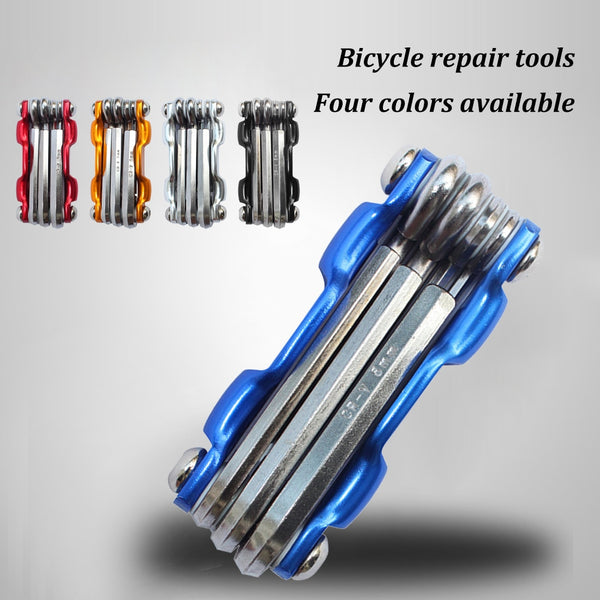 7 in 1 Multifunction Bicycle Repair Tools Kit - Lightupmyheart