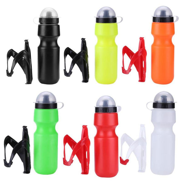 New 650ml Outdoor Cycling Road Bicycle Portable Water Bottle - Lightupmyheart