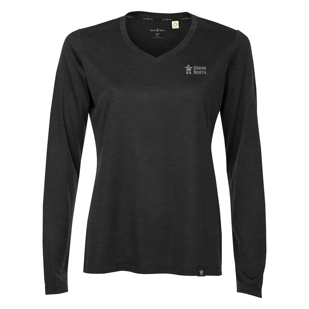 Eco-Soft™ Ladies T-Shirt Long Sleeve