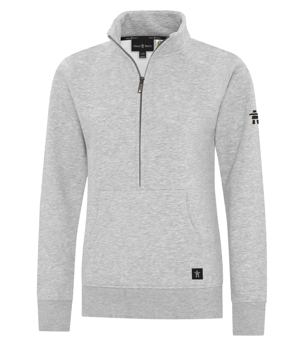 Eco-Soft™ Ladies Half Zip Fleece