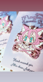 Load image into Gallery viewer, Magical Princess Hard enamel pin
